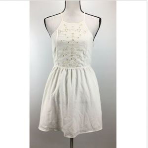 Kendall & Kylie M Medium Dress Casual Sleeveless